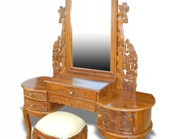 DRESSING & MIRROR 1DR-3DWR